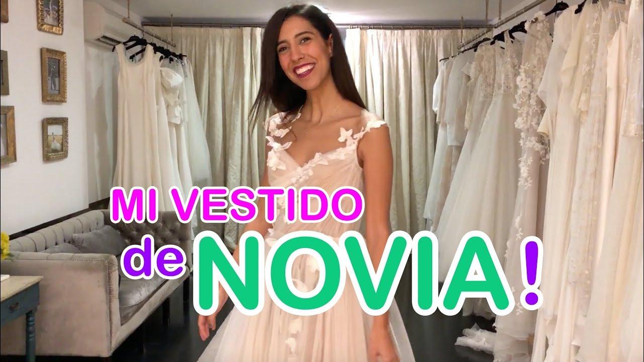 Eligiendo De Is Air Love Madrid The Novia Mi In Vestido 0yOPnvNwm8