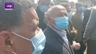 بسبب الاهمال.. وزير النقل يعنف قيادات محطة بالسكه الحديد