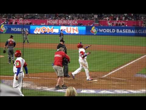 Robinson Cano, Team Dominican Republic/Seattle Mariners (2017 World Baseball Classic)