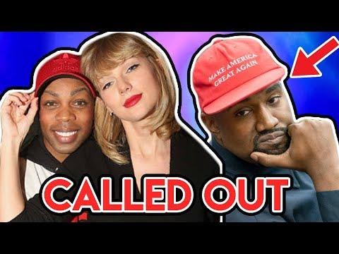 Todrick Hall Defends Taylor Swift to Kanye and Kim Mp3