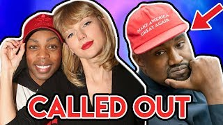Todrick Hall Defends Taylor Swift to Kanye and Kim