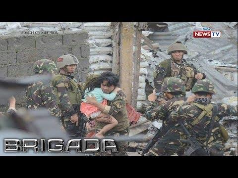 Brigada: Ilang mga sundalo, ikinuwento ang karanasan sa pakikipaglaban sa Marawi