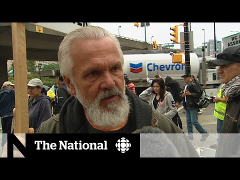 CBC News: The National: No charges against RCMP officers that shot B.C. homeless advocate
