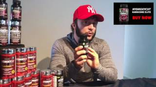 Muscletech Hydroxycut Hardcore Elite Product Review | Fat Burners Only