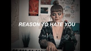 reason to hate you   rhys lewis cover