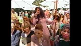 Gospel Brunch - Oprah Winfrey's Legends Ball 2005 - Changed