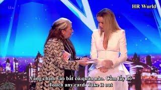 [Eng-Vietsub] ẢO THUẬT HÀI HƯỚC nhất Britain's Got Talent 2018 (Mandy Muden)