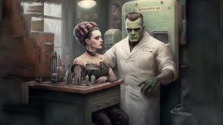Clarissa in der Schönheitsklinik Dr. FRANKENSTEIN