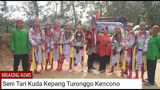 Seni Tari Kuda Kepang Turonggo Kencono Kabupaten Pringsewu