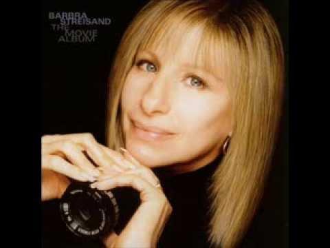 Barbra Streisand Moon River