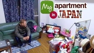 RENTA ng HAWS sa JAPAN My Tiny Apartment Lika I Tour Kita