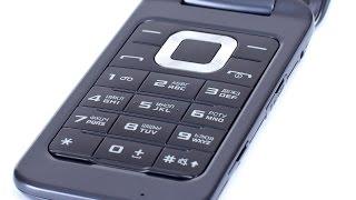 Samsung C3520 разборка, замена шлейфа