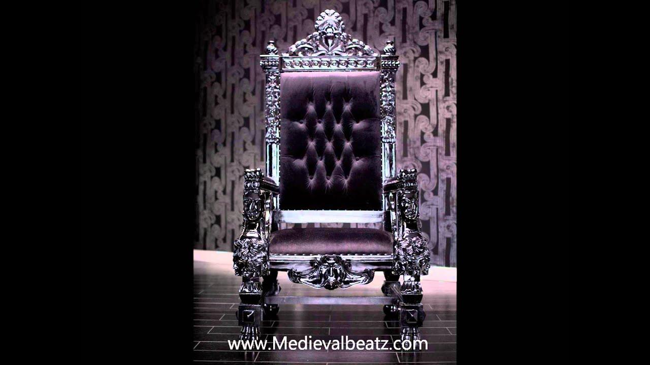 Black Throne Chair Bungee Cord Menards Hip Hop Rap Instrumental Beat Produced