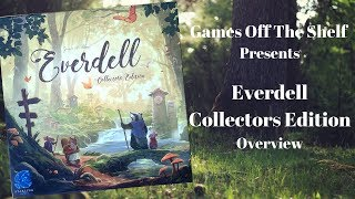 Everdell: Collectors Edition - Overview