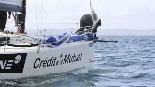 Bretagne - Crédit Mutuel Élite au GP Guyader
