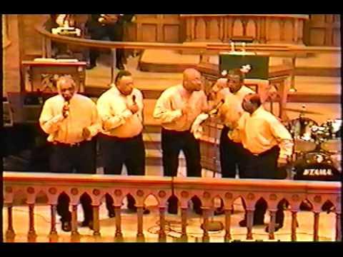 AnotherGroup92503 L-R Stanley Brown, Marvin Hawkins, Louis M Blake Jr, Tony Chapman, Herb Reynolds
