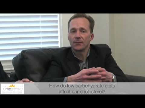 How Do Low Carb Diets Affect Cholesterol?