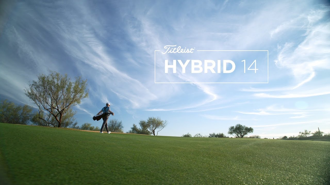 The Best of Both Worlds: New Hybrid 14 and Hybrid 5 Golf Bags