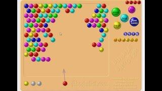 Лопать Шарики Bubble Shooter Game игра с цветными шарами