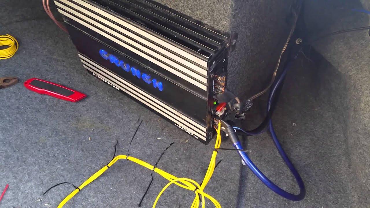 air compressor in a buick [ 1280 x 720 Pixel ]