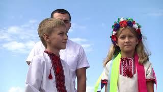 Ляшко провів дітям з Чернігівщини урок економіки прямо на полі