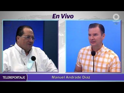 """Ve Andrade """"señales fuertes"""" de que Adán Augusto se sume al gobierno de AMLO"""