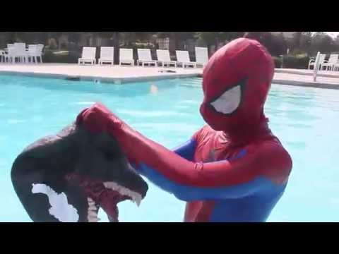 Человек паук против Венома