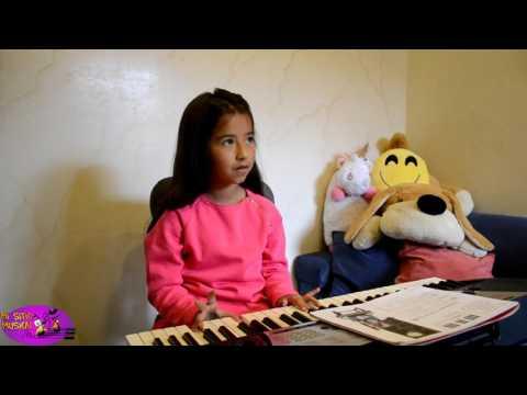 Academia Mi Sitio Musical - Helena Quevedo  Nivel IV