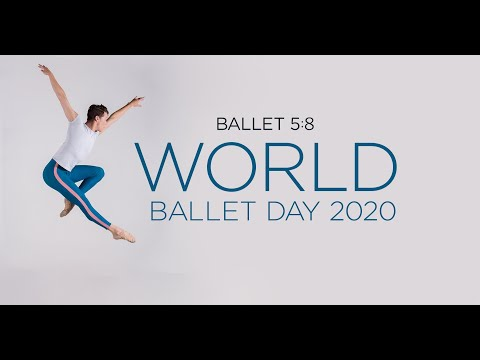 World Ballet Day 2020 at Ballet 5:8 | Company Class
