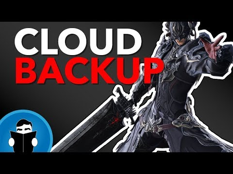 Repeat FFXIV Shadowbringers cloud saves your settings
