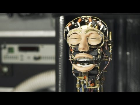 Pedals Music Video (featuring REAL robots) - Conte