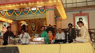 One With Sai: June 2014 -  Devotional Music by Smt. Sai Bhavani and party