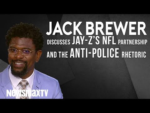 Jack Brewer discusses Jay-Z's partnership with the NFL