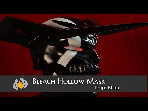 Prop: Shop - Bleach Hollow Mask