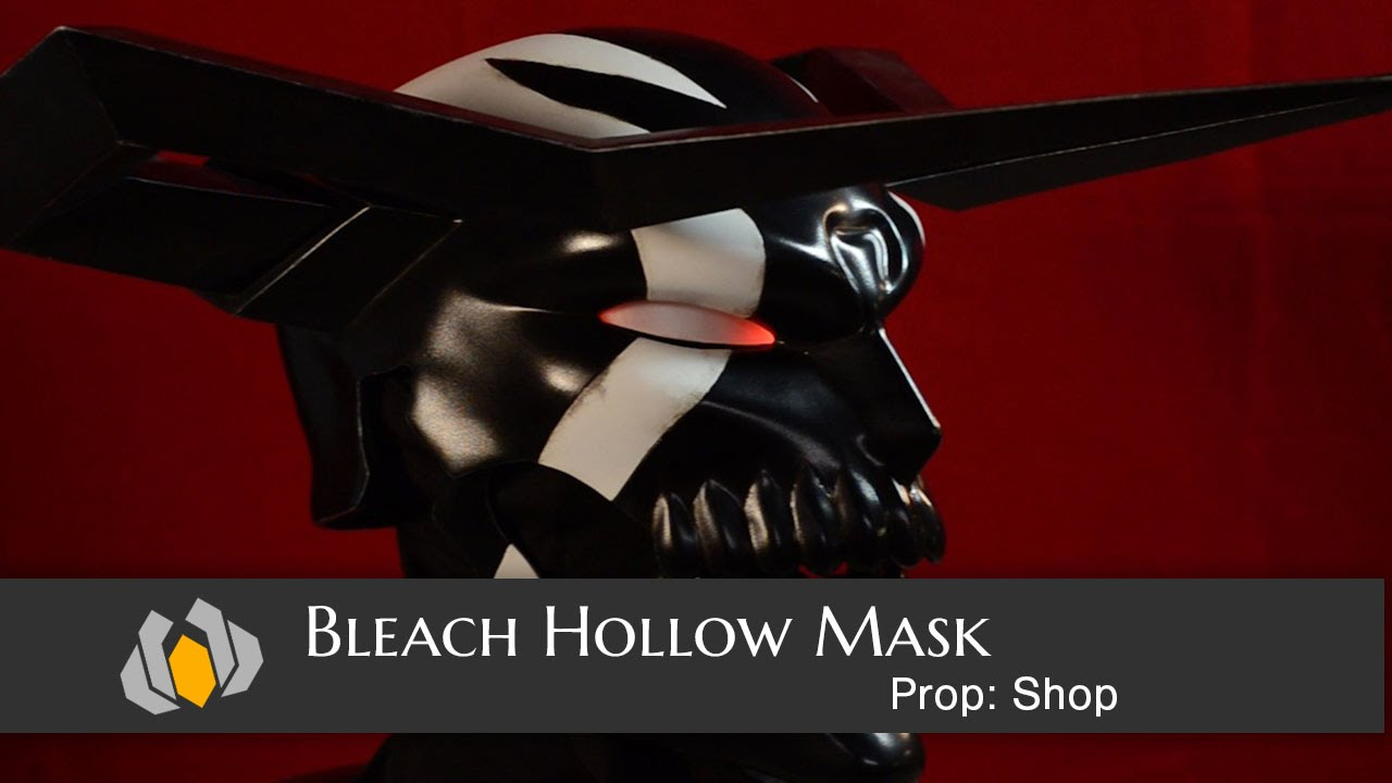 how to make your own hollow mask