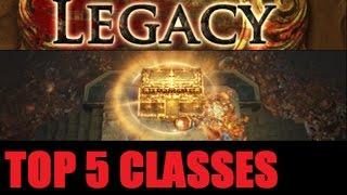 [PoE 2.6] TOP 5 Class Selection & Legacy League Preparation