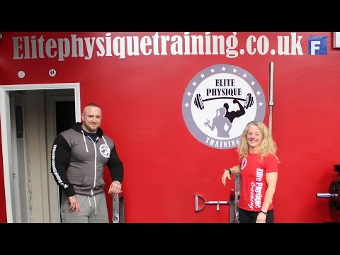 Dreams Do Come True | Elite Physique Training Gym Interview With Lisa & Mark Hastings