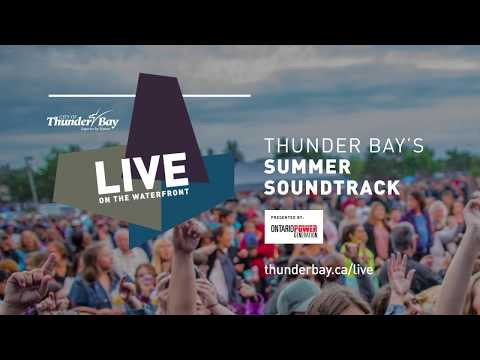 City of Thunder Bay Summer Events