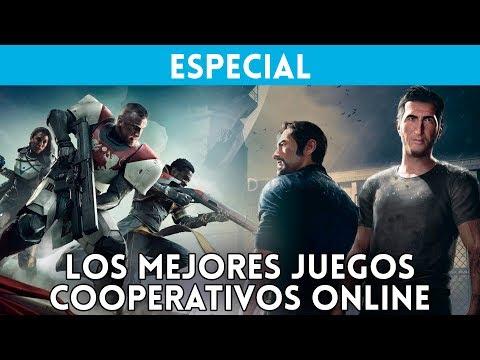 Los mejores JUEGOS COOPERATIVOS multijugador online - Lista Vandal videojuegos para PC/PS4/Xbox One