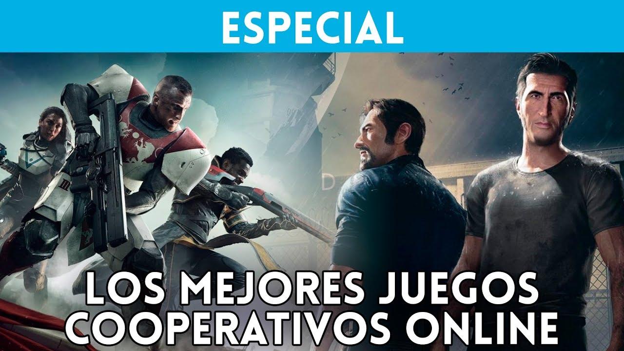 Los Mejores Juegos Cooperativos Multijugador Online Lista Vandal