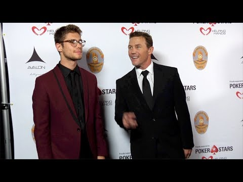 Brian Krause 3rd Annual LAPMF Celebrity Poker Tournament Event
