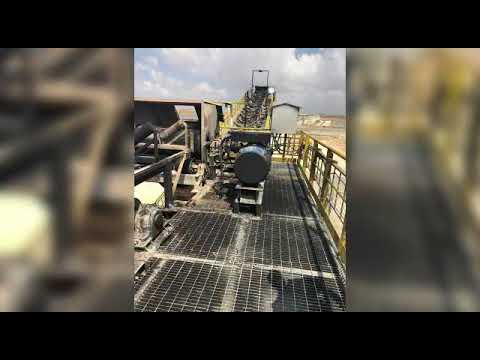 Arson at the Kerem Shalom Crossing into Gaza
