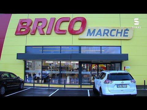 Inaugurada loja Bricomarché em Chaves