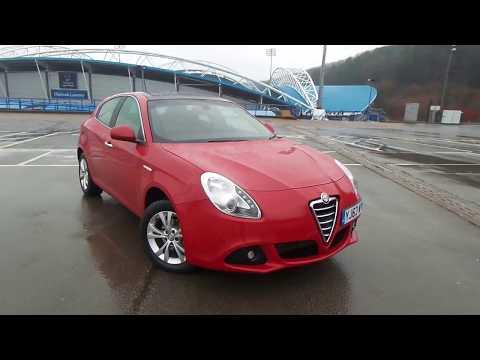 YJ63 WYW   Alfa Romeo Giulietta 1 4 Lusso Tb
