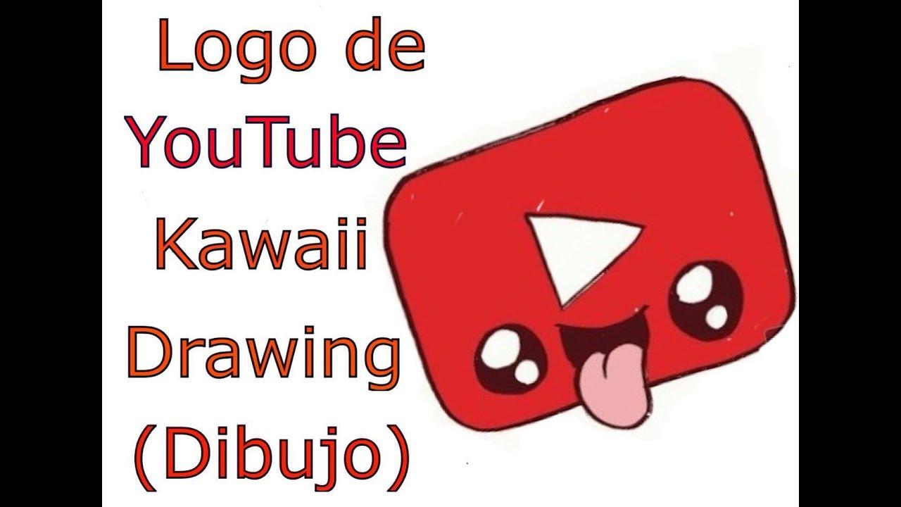 c mo dibujar a youtube kawaii   youtube