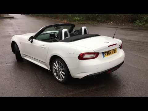 Fiat 124 Spider - Exchange and Mart Review