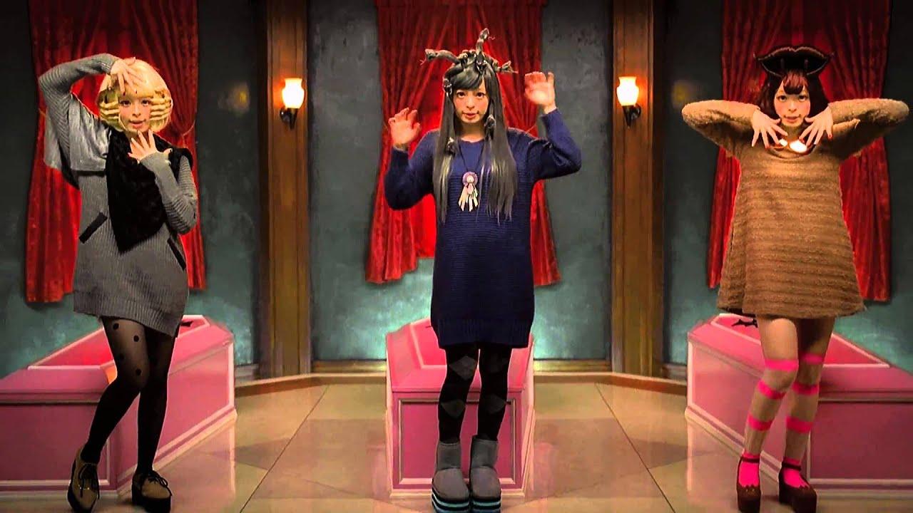 Kyary Pamyu Pamyu ♪ Fashion Monster ☆ g.u. CM (Knit Dress) - YouTube