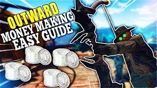 Outward: Easy Early Moฑey Making Guide (Cierzo Money Making)