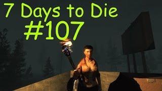 7 Days to Die #107 (Alpha 7.11, Biggest zombie horde arrives!)