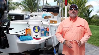 How To Clean A Boat, The RIGHT Way | Boat Maintenance Basics with Florida Sportsman [2021]